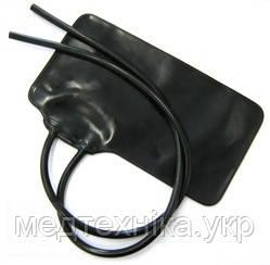 Камера резиновая импортная 2-х трубочная в силиконовой смазке 22*12см. Качество