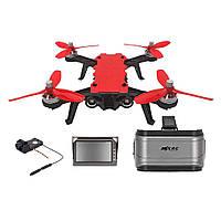 Квадрокоптер MJX Bugs 8 Pro Комплектация с Камерой, Дисплеем и Очками