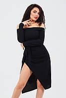 Изысканное веченее платье Sharlin, черный
