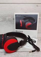 Беспроводные наушники Celebrat A9 Вluetooth с FM и MP3, Блютуз гарнитура