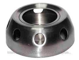 Підставка-підігрівач для чайника з нержавіючої сталі