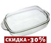 Гусятница Simax  3,2л 26,5х20,8 см h13,5 см жаропрочое стекло (7356/7366 Simax)