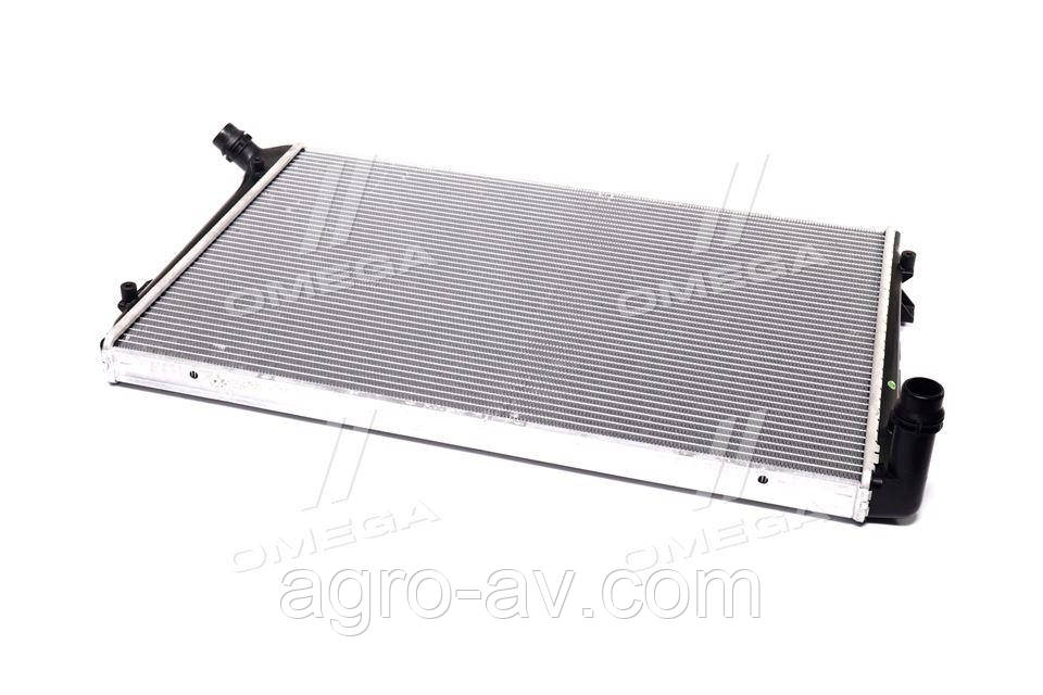 Радиатор охлаждения (TP.15.65.291A) (паяный)SKODA OCTAVIA/CADDY/PASSAT (TEMPEST)
