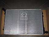 Радиатор охлаждения (TP.15.65.291A) (паяный)SKODA OCTAVIA/CADDY/PASSAT (TEMPEST), фото 2