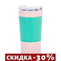 Термос- кружка Kamille  380мл нержавейка (2046 K)