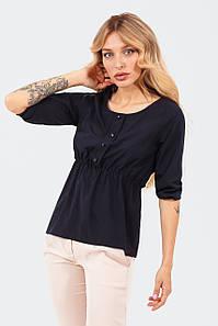 Стильна жіноча блузка Mary, чорний