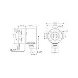 UCD-IPX00-XXXXX-HFS0-CRW программируемый инкрементный энкодер, фото 10