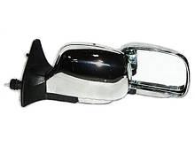 Зеркала наружные ВАЗ 2109 ЗБ-3109П Chrome сферич с указ.пов. (пара)