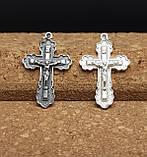 Большой Серебряный Крест Арт. Кр 01, фото 6