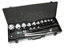 """Набор инструмента  17 предметов 3/4"""" 19-50мм Alloid"""