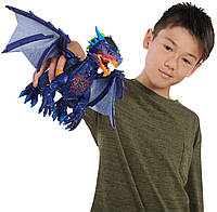 Інтерактивний дракон WowWee Untamed Legends Dragon - Vulcan