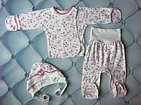 Костюм для новонароджених Слоники, р. 56, фото 1