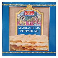 Пападам Madras Plain 112 г