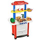 Детская кухня 768А/B Happy Little Chef с водой, 33 предмета, 83см, два цвета, фото 2
