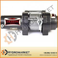 Лебедка для квадроцикла электрическая DWH 4500 HD Dragon Winch