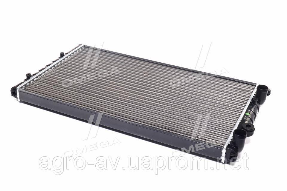 Радиатор охлаждения (TP.15.65.290) VW CADDY/POLO CLASSIC MT (пр-во TEMPEST)