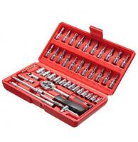 Набор инструментов для авто и дома (46 деталей)  YD-1004