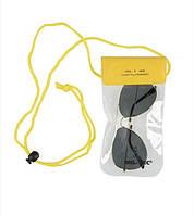 Герметичный прозрачный чехол Mil-tec для телефона 9,5*19,5см желтый, фото 1