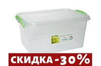 Контейнер для хранения Народний продукт 5л 27х20 см h14 см пластик (61 НП)