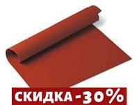 Коврик силиконовый Silikomart  красный 40х30 см силикон (SILICOPAT7/C)
