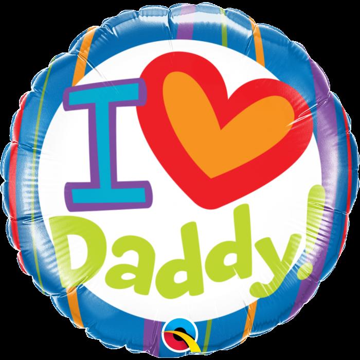 """Q 18"""" I Love You Daddy(Я Люблю Тебе Татко)"""