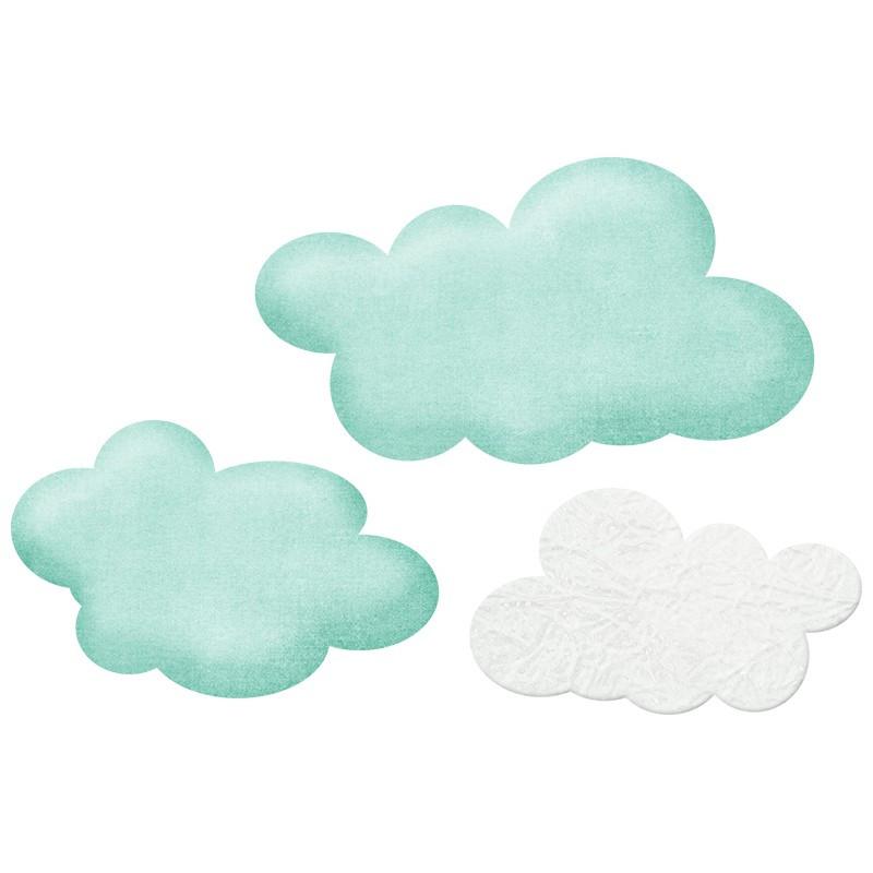 "Наліпка ""Хмари"""