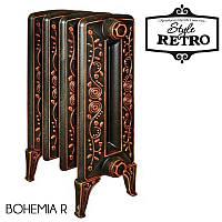 Чугунный радиатор RetroStyle Bohemia R 800 на ногах