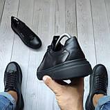 Чоловічі кеди Philipp Plein OS102 чорні, фото 6