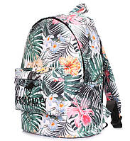 Молодежный рюкзак Poolparty Oxford Tropic