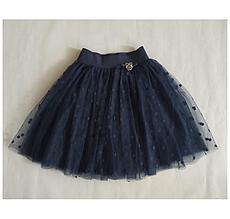 Школьная юбка для девочки Школьная форма для девочек Colabear Турция 184239 160 146, Синий