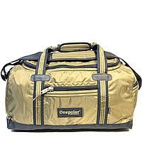 Дорожная сумка ONEPOLAR B809 желтая, фото 1