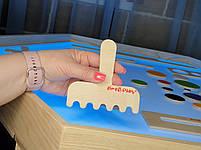 Навчальний набір для пісочниць Art&Play® Набір лопаток №1 з ергономічною ручкою, фото 2