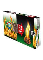 Разжигатель огня HANSA 32 шт