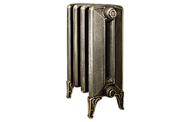 Чугунный радиатор RetroStyle Bohemia 450 на ногах