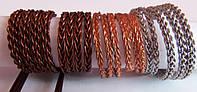 Плетения для браслетов, колец, колье, поделок №4