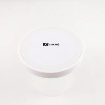 Беспроводное зарядное устройство JCVision Basic (white)