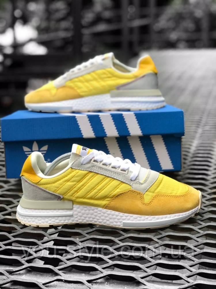 Adidas ZX500 RM (жовтий)