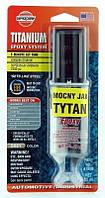 Титановый клей Versachem TITANIUM 5 EPOXY, 25ml