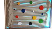 """Навчальний набір для пісочниць Art&Play® Набір """"Капітошки"""" (двосторонній), фото 3"""