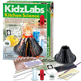 Научные игры и опыты