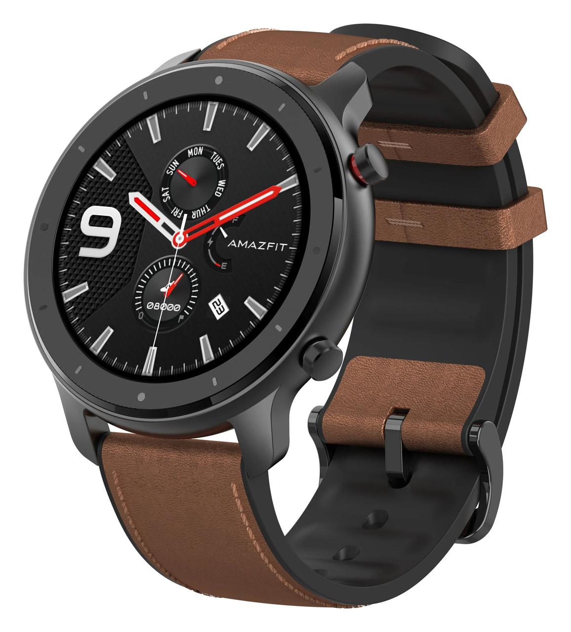 Смарт-часы Amazfit GTR 47 mm Aluminum alloy Витрина