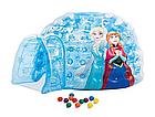 Игровой надувной центр Intex 48670 Frozen Домик Холодное сердце, фото 2