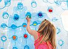 Игровой надувной центр Intex 48670 Frozen Домик Холодное сердце, фото 4