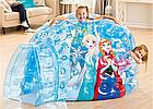 Игровой надувной центр Intex 48670 Frozen Домик Холодное сердце, фото 5