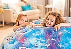 Игровой надувной центр Intex 48670 Frozen Домик Холодное сердце, фото 6