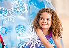 Игровой надувной центр Intex 48670 Frozen Домик Холодное сердце, фото 7