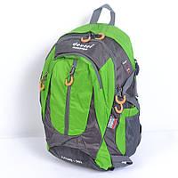 Велосипедний рюкзак Deuter зеленого кольору