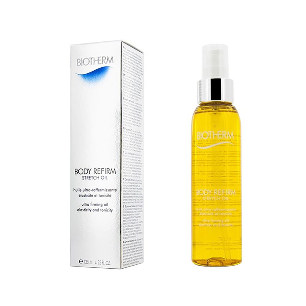 Масло для додання пружності шкірі Biotherm Body Refirm Stretch Oil тестер в коробці 125ml (3614270891540)
