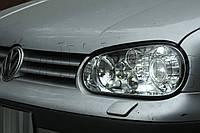 Volkswagen Golf IV - установка би-ксеноновых линз Morimoto Ulltimate G5 2,5 в фары , фото 1