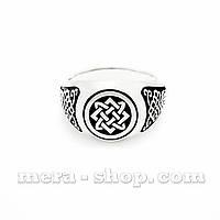 Звезда Лады Богородицы перстень из серебра